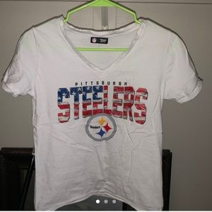 Pittsburgh Steelers Tee never worn!